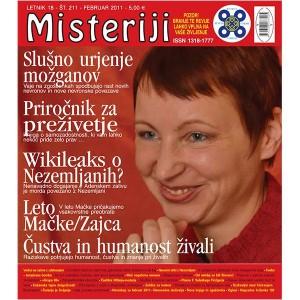 Misteriji 211 (februar 2011)