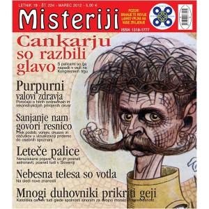 Misteriji 224 (marec 2012)