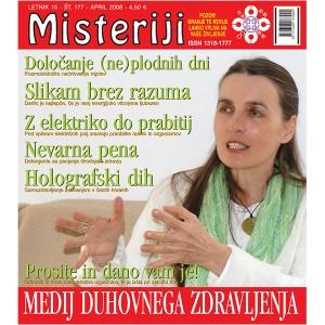 Misteriji 177 (april 2008)