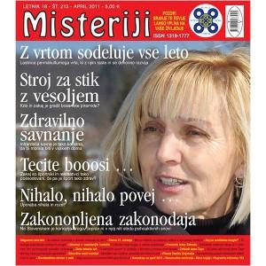 Misteriji 213 (april 2011)
