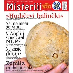 Misteriji 225 (april 2012)