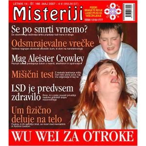 Misteriji 166 (maj 2007)