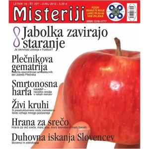 Misteriji 227 (junij 2012)