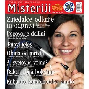 Misteriji 251 (junij 2014)