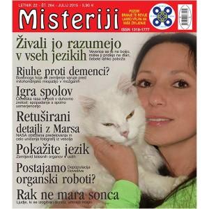 Misteriji 264 (julij 2015)
