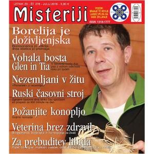 Misteriji 276 (julij 2016)