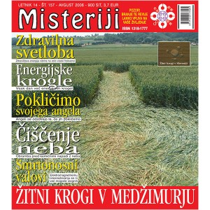 Misteriji 157 (avgust 2006)