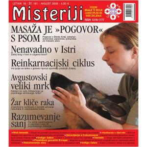 Misteriji 181 (avgust 2008)