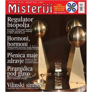 Misteriji 241 (avgust 2013)