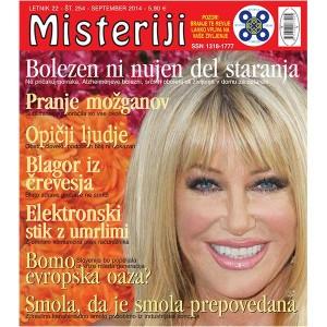 Misteriji 254 (september 2014)