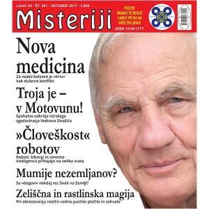 Misteriji 291 (oktober 2017)
