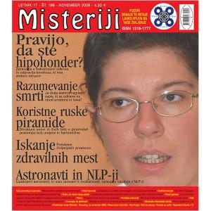 Misteriji 196 (november 2009)