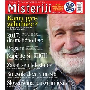 Misteriji 280 (november 2016)