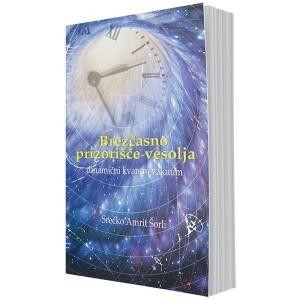 Brezčasno prizorišče vesolja – dinamični kvantni vakuum (e-knjiga)