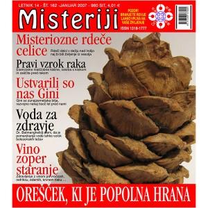 Misteriji 162 (januar 2007)