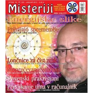 Misteriji 222 (januar 2012)