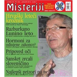 Misteriji 234 (januar 2013)