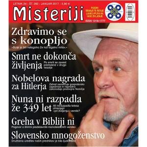 Misteriji 282 (januar 2017)