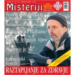 Misteriji 175 (februar 2008)