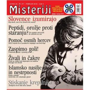 Misteriji 271 (februar 2016)