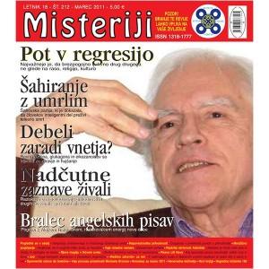 Misteriji 212 (marec 2011)