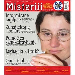 Misteriji 201 (april 2010)