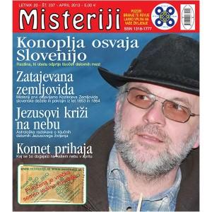 Misteriji 237 (april 2013)