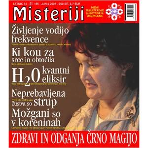 Misteriji 155 (junij 2006)