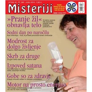 Misteriji 263 (junij 2015)