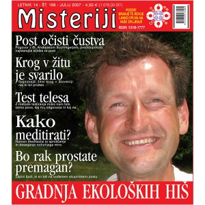 Misteriji 168 (julij 2007)