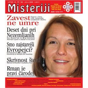 Misteriji 192 (julij 2009)