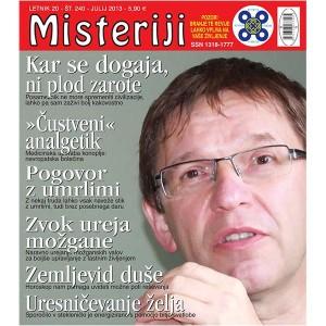 Misteriji 240 (julij 2013)