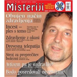 Misteriji 265 (avgust 2015)