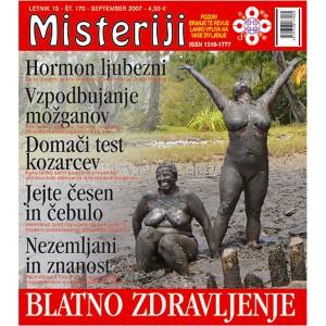 Misteriji 170 (september 2007)
