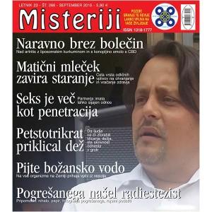 Misteriji 266 (september 2015)