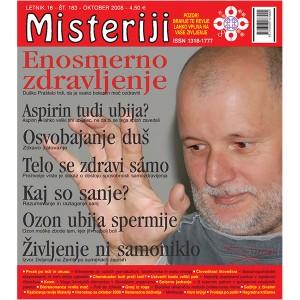Misteriji 183 (oktober 2008)