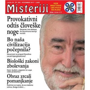 Misteriji 292 (november 2017)