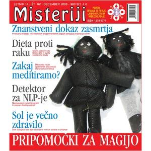 Misteriji 161 (december 2006)