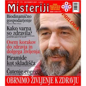 Misteriji 173 (december 2007)