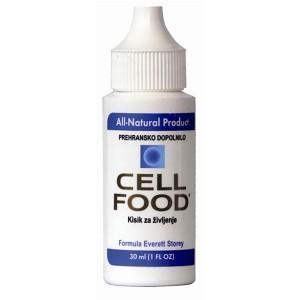 CELLFOOD Kapljice - kisik za življenje (30 ml)