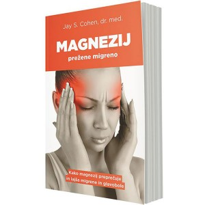 Magnezij prežene migreno