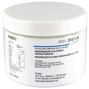 Magnezijev klorid v prahu (500 g)