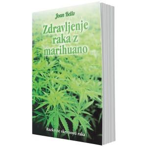 Zdravljenje raka z marihuano (e-knjiga)