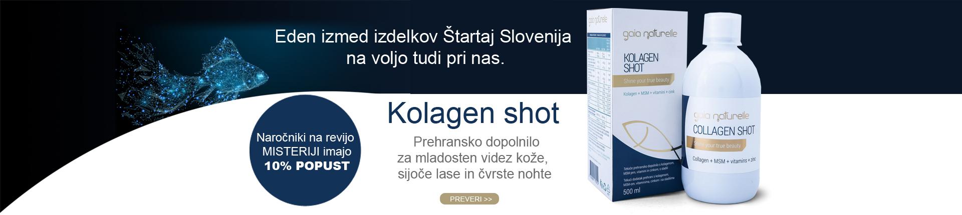 Kolagen shot
