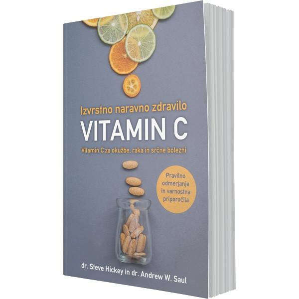 Vitamin C – izvrstno naravno zdravilo (e-knjiga)