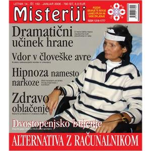 Misteriji 150 (januar 2006)