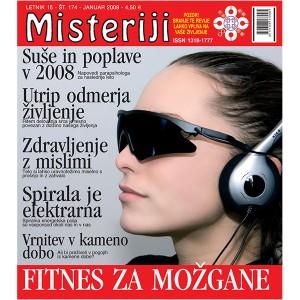 Misteriji 174 (januar 2008)