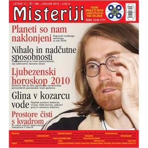 Misteriji 198 (januar 2010)
