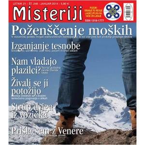 Misteriji 246 (januar 2014)