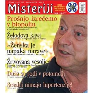 Misteriji 270 (januar 2016)